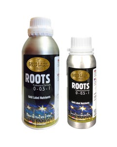 Gold Label Nutrient - Roots - (0-.5-1)