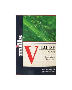 Mills Nutrients Vitalize Silica