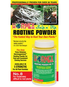 Hormex Snip'n Dip #8 - .75 oz Carded Bottle