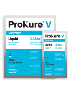 ProKure V Liquid - Disinfectant Cleaner Sanitizer Deodorizer *Limited Availability*
