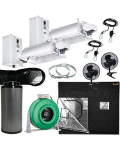 Gavita Double Ended 1000W Grow Room Package - 5x9