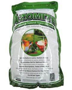 Azomite Pelletized Trace Minerals - 10 lbs