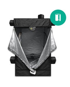 OneDeal Grow Tent  4.75 x 4.75 x 6.5 ft  (57 x 57 x 78 in)