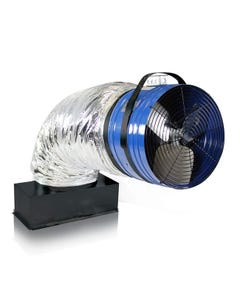 QuietCool Classic Whole House Fan QC CL-4700