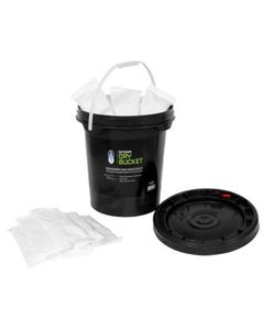 Integra Boost 5 Gallon Bucket with 30 Desiccant Packs Curing Solution