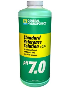 General Hydroponics Calibration pH 7.01 Calibration Solution -- 1 Quart