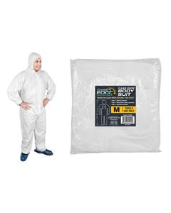 Grower's Edge BodyGuard Tyvek Clean Room Suit with Hood