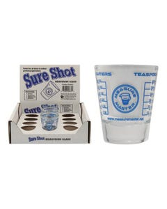 Measure Master - Sure Shot - Measuring Shot Glass