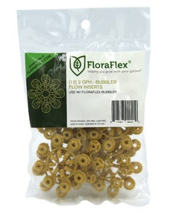 FloraFlex Bubbler Flow Insert 2 GPH (Bag of 12 Inserts)