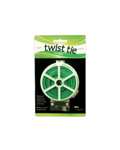 Twist Tie with Cutter -- 164 Ft. Roll