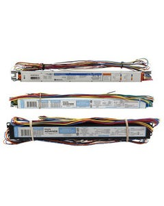 T5 HO Fluorescent Electronic Ballasts -- 54w 4 Lamp