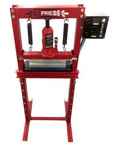 EZTrim EZProcess Rosin Press