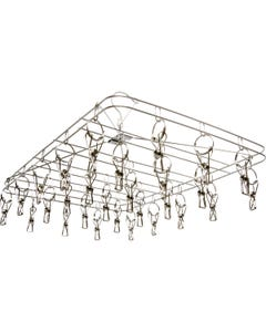 Hydrofarm StackIt Stainless Steel Drying Rack