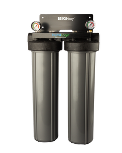 Hydro-Logic Big Boy With Upgraded KDF85/Catalytic Carbon filter