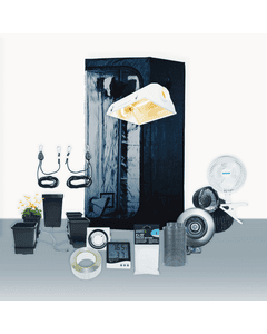 3' x 3' Grow Room 600W HID Hydro Complete Grow Tent Package
