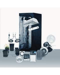 3' x 3' Grow Room 315W CMH Hydro Complete Grow Tent Package