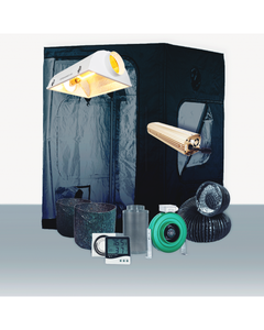 5' x 5' Grow Room 1000W HID Coco Complete Grow Tent Package