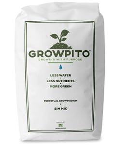 Growpito Sim Mix 1.5 cu ft
