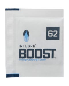 Integra Boost 4g Humidiccant by Desiccare 62% Humidity Packs