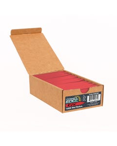 Grower's Edge Plant Stake Labels - Red - 1000