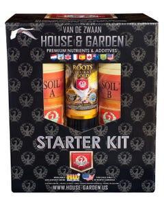 House & Garden Soil Starter Kit