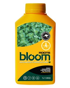 Bloom Yellow Bottle - Roots