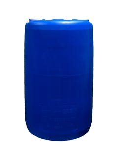 ProKure Container, 20 Gallon Closed Head Drum, Incl. Bung Wrench
