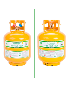 EcoGreen LP-20 R290 N-Propane 99.97% Purity