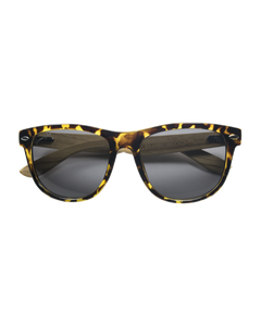 Summer Blues Optics - Tortoise Frames, Light Bamboo Arms | MH/CMH