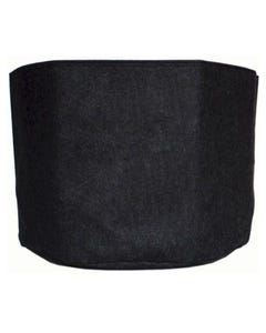 Common Culture Round Fabric Pots - Black