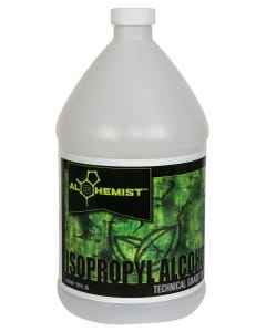 Alchemist Alchemist Isopropyl Alcohol 99.9% (ISO) - 1 Gallon Case of 8 (8 Gallons Total)