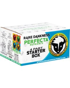 Rare Dankness Nutrients - Perfecta Starter Box (4-Part)