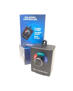 Common Culture Fan Speed Controller