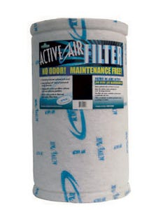 Active Air 30 inchx16 inch Carbon Filter - No Flange