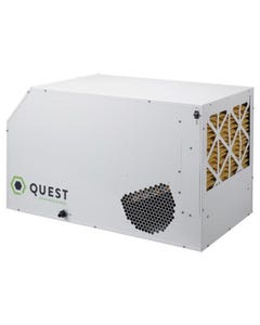 Quest Dual Overhead Dehumidifier - 155 Pints - Factory Remanufactured - 3 Year Warranty