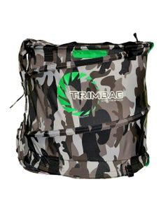 Trimbag - Collapsible Hand-held Dry Trimmer - CAMO EDITION