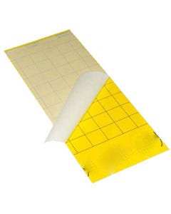 Common Culture Yellow Sticky Glue Traps - 10cm x 25cm - 10 Pack (Euro. Standard)
