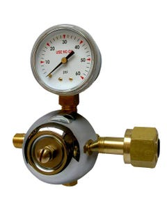 CO2 Replacement Regulator for Hydrofarm CO2 System