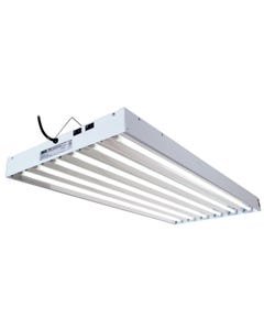 EnviroGro T5 4FT 6 Tube Fixture w/ Bulbs