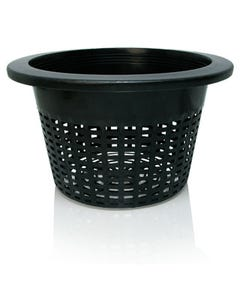 10 Inch Hydrofarm Mesh Bucket Basket Lid - Case of 50