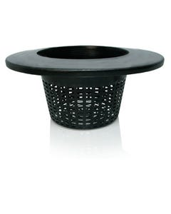 6 Inch Hydrofarm Mesh Bucket Basket Lid - Case of 25