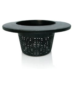 8 Inch Hydrofarm Mesh Bucket Basket Lid - Case of 25