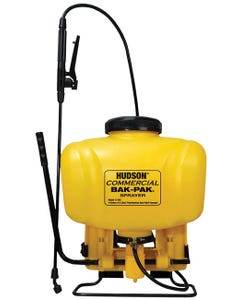 Hudson Commercial Bak-Pak Sprayer 4 Gal Backpack