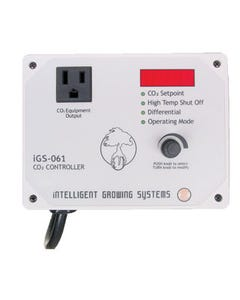 iGS-061 CO2  Smart Controller with High-Temp shut-off
