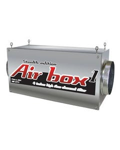 Air Box 1 Stealth Edition 500 CFM 4in Flanges