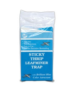 Sticky Thrip Leafminer Traps -- 5 Pack