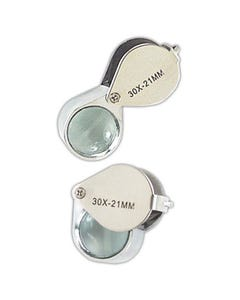 Grower's Edge Illuminated Magnifier Loupe 30x