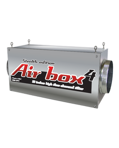 Air Box 4 Stealth Edition 2000 CFM 10in Flanges