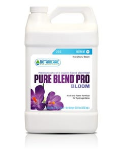 Botanicare Pure Blend Pro Bloom Formula 2-3-5