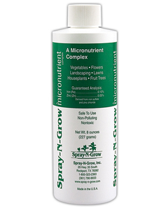 Spray-N-Grow Micronutrient Complex